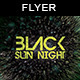 Black Sun | Party Flyer - GraphicRiver Item for Sale