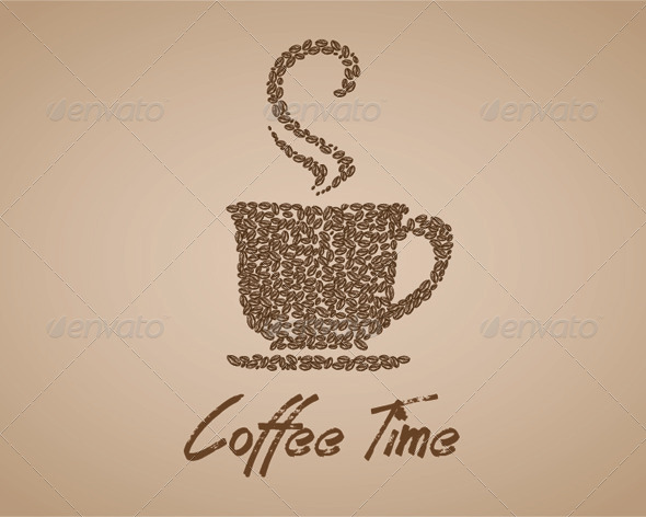 GraphicRiver Coffee Time 6425596