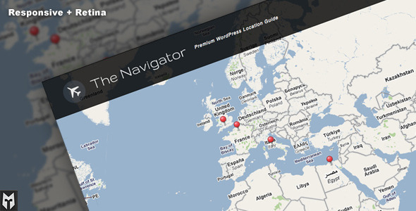 The Navigator theme