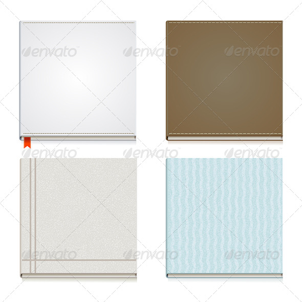 GraphicRiver Paper Notebook Front Cover 6426778