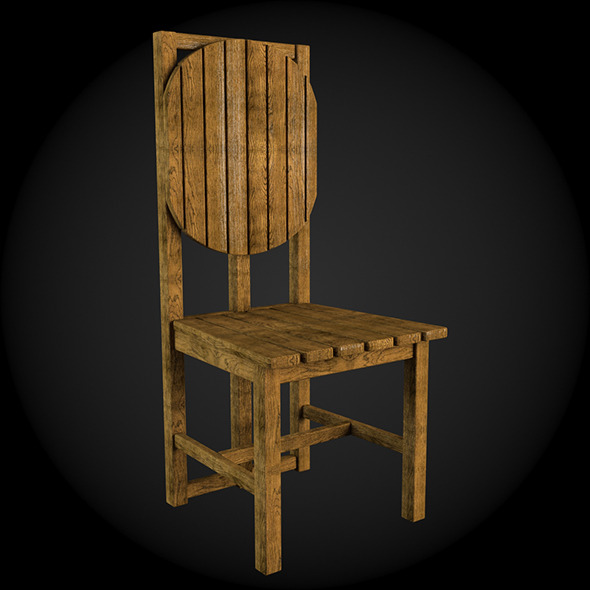 3DOcean Garden Furniture 028 6428641
