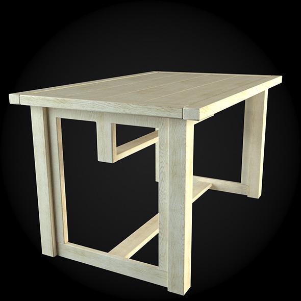 Garden Furniture 029 - 3DOcean Item for Sale