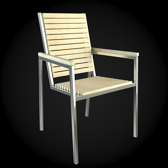 Garden Furniture 030 - 3DOcean Item for Sale