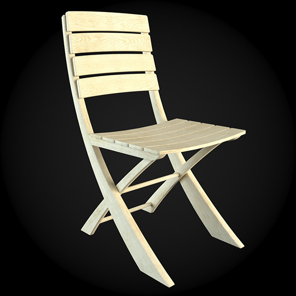 Garden Furniture 032 - 3DOcean Item for Sale