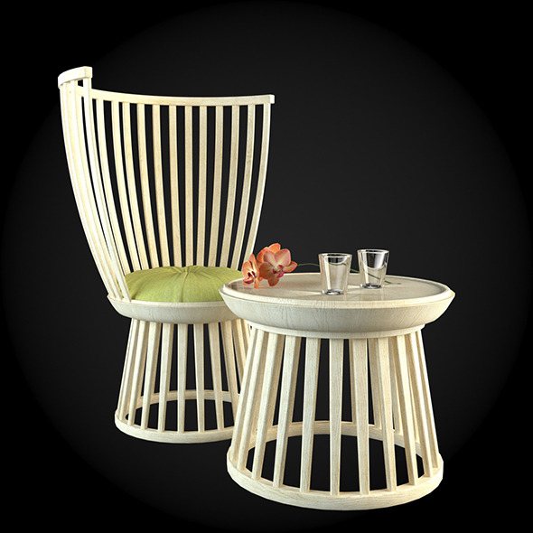 3DOcean Garden Furniture 036 6429003