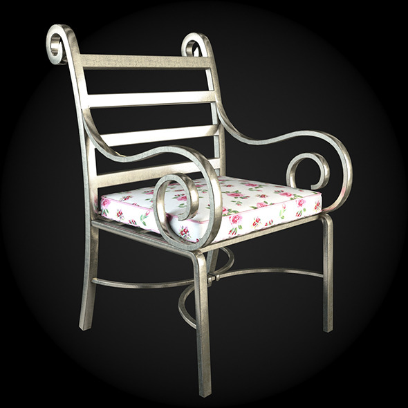 Garden Furniture 037 - 3DOcean Item for Sale