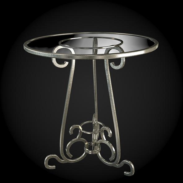 Garden Furniture 038 - 3DOcean Item for Sale