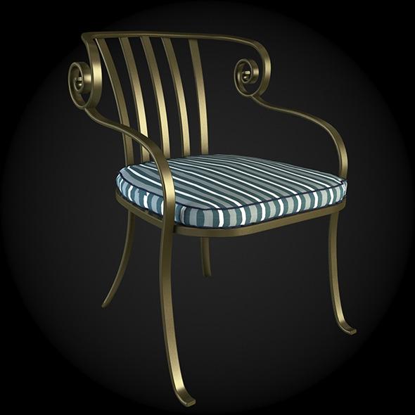 Garden Furniture 039 - 3DOcean Item for Sale