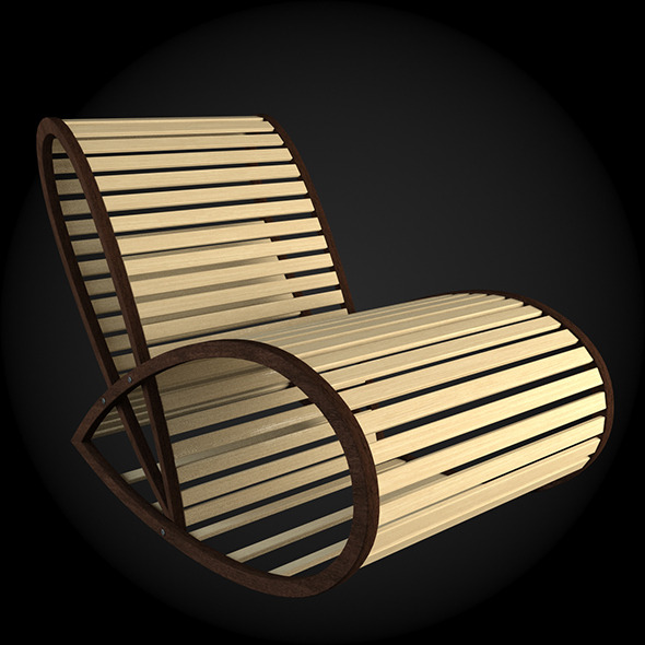 3DOcean Garden Furniture 040 6429034