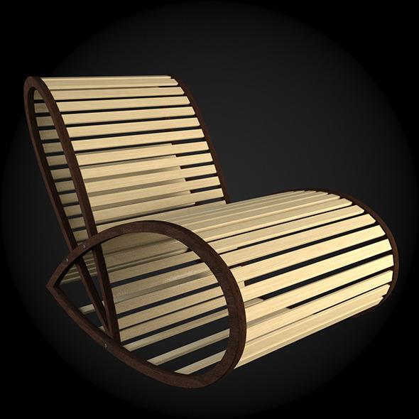Garden Furniture 040 - 3DOcean Item for Sale