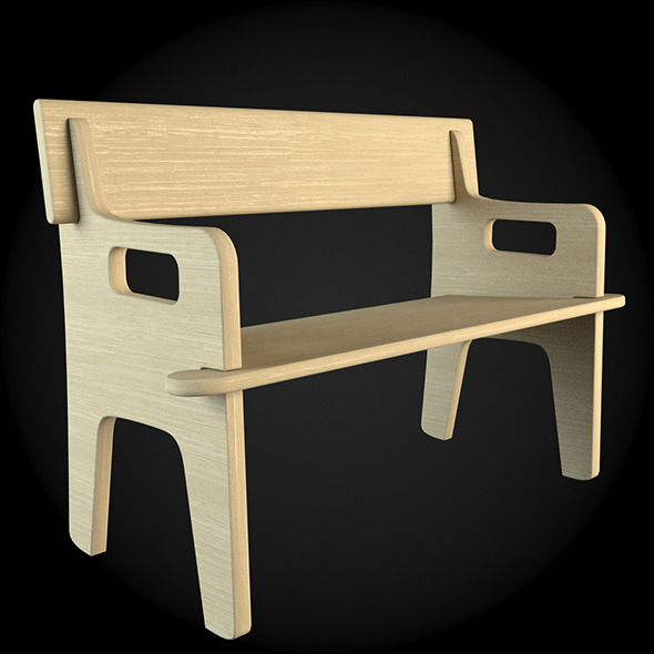 3DOcean Garden Furniture 045 6429194