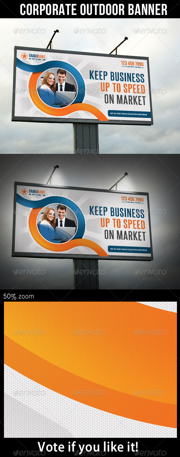 GraphicRiver Corporate Outdoor Banner 21 6429294