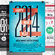 Christmas / New Year Flyer / Poster Bundle - GraphicRiver Item for Sale