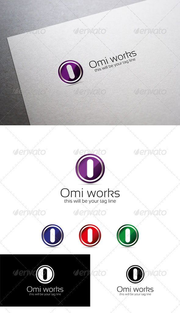 GraphicRiver Omi Works 6429506