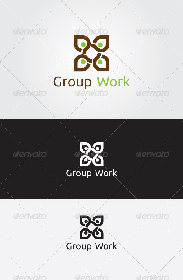 GraphicRiver Group Work 6430290