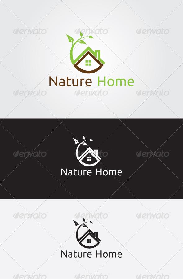 GraphicRiver Nature Home 6430331