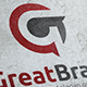 Great Brand Letter G Logo - GraphicRiver Item for Sale