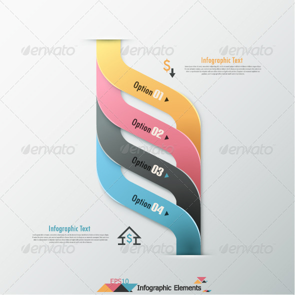 GraphicRiver Modern Infographic Options Banner 6431437