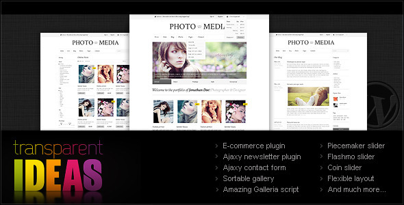 Phomedia WordPress Theme - A WP E-Commerce theme - ThemeForest