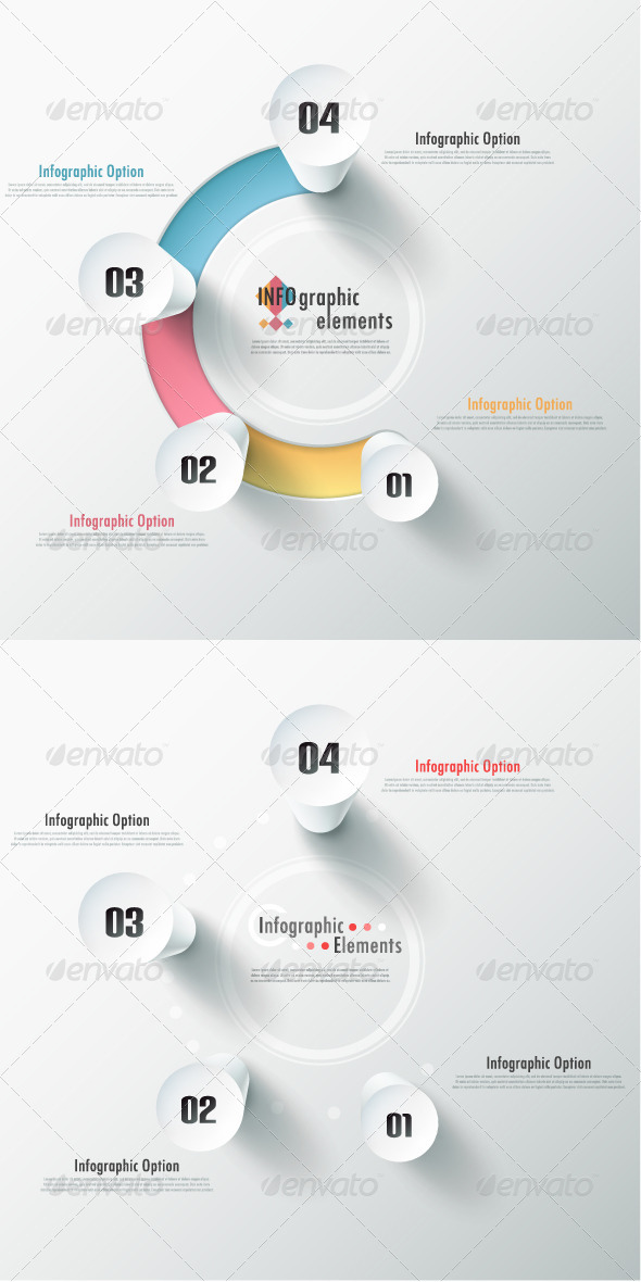GraphicRiver Modern Infographic Options Banner Two Versions 6432281
