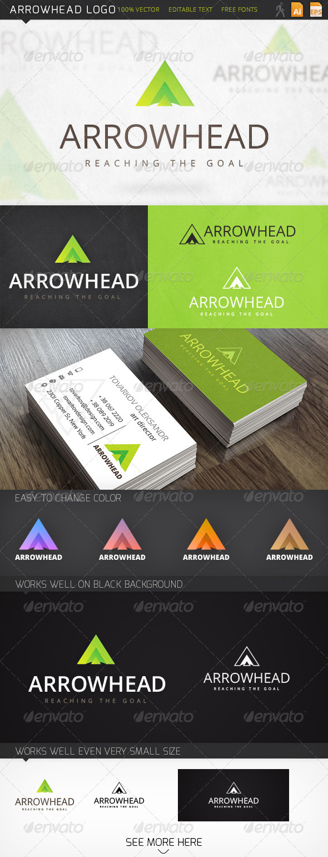 GraphicRiver Arrowhead Logo 6432808
