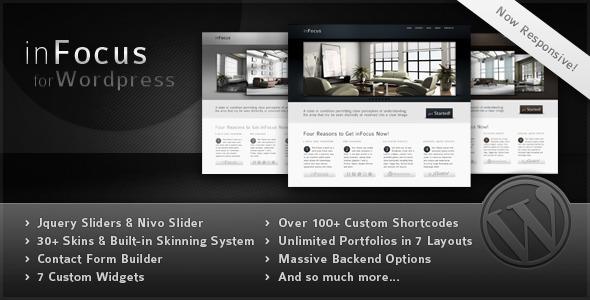 Theme para WordPress inFocus
