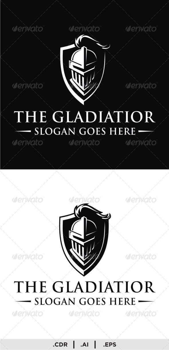 GraphicRiver The Gladiator Logo 6424241
