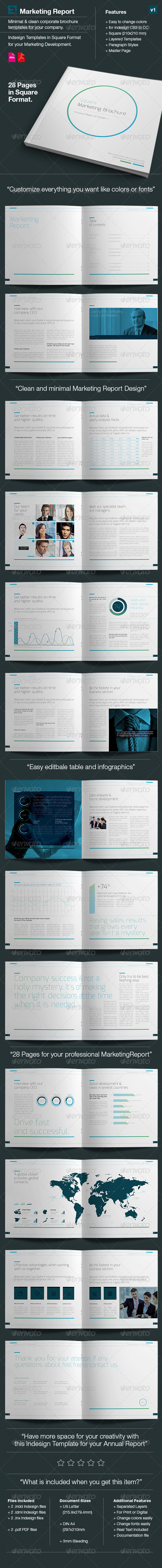 GraphicRiver Annual Report Marketing Brochure DoubleInk 6401673