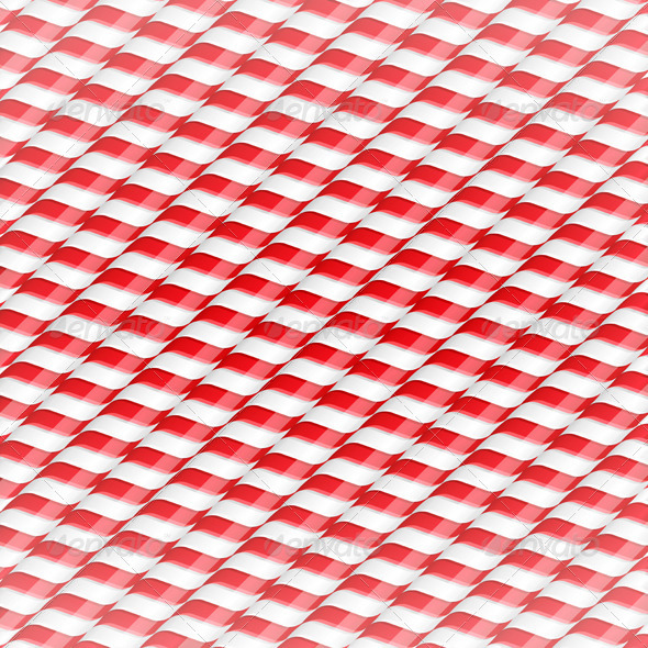 GraphicRiver Candy Canes Background 6434968
