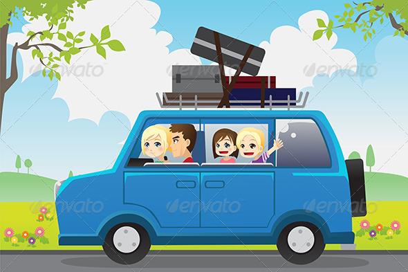 GraphicRiver Family Travel 6435198