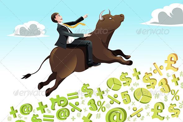GraphicRiver Bull Market 6435579
