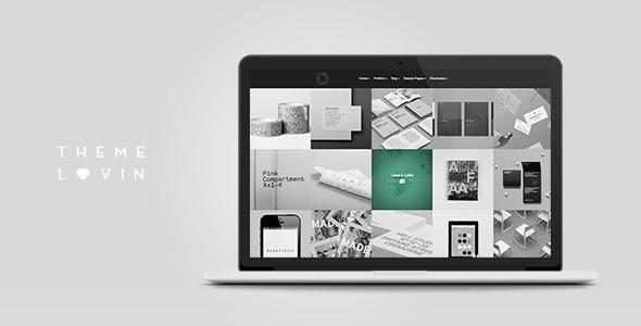 ThemeForest Kult Creative & Agency Bold Portfolio Theme 6434312