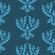 Decorative Seamless Wallpaper Pattern