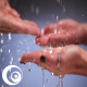 Hands Catching Water - VideoHive Item for Sale