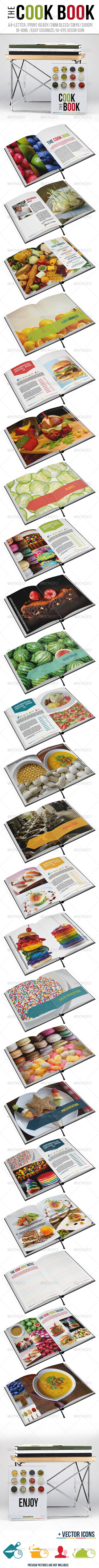 GraphicRiver The Cook Book 6436645