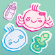 Baby Elements Vector - GraphicRiver Item for Sale