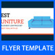Furniture Business Flyer Template - GraphicRiver Item for Sale