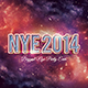 2014 New Year Flyer Templates - GraphicRiver Item for Sale