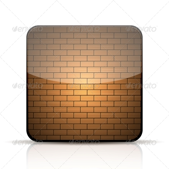 GraphicRiver Brick App Icon 6437169
