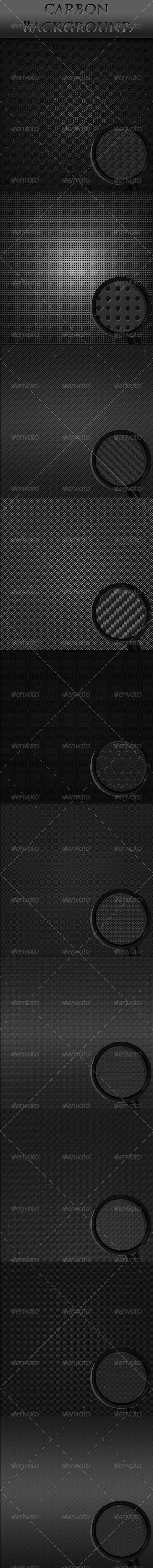 GraphicRiver Carbon Background 6437176