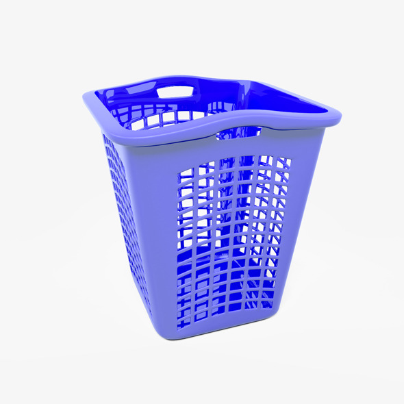 3DOcean Laundry Basket 6437473