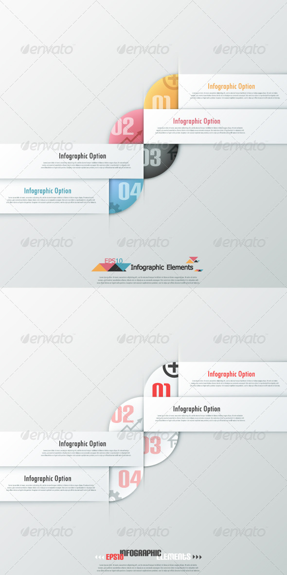 GraphicRiver Modern Infographic Options Banner Two Versions 6437704