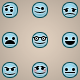 Emoticon Pack 2 (26 Small Emoticons) - GraphicRiver Item for Sale
