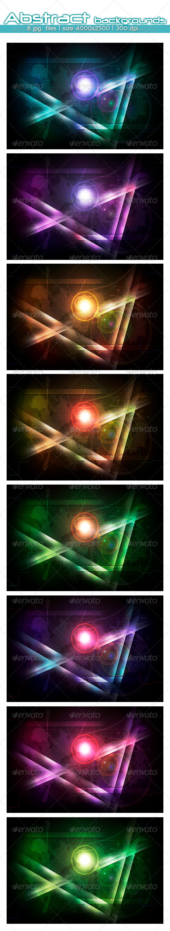GraphicRiver Abstract Background 6439315