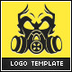 Gasmask Logo Template - GraphicRiver Item for Sale