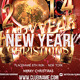 New Year Start Party Flyer Template - GraphicRiver Item for Sale