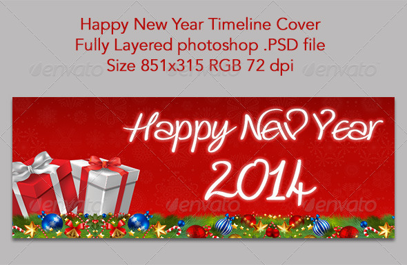 GraphicRiver Happy New Year 2014 6403300