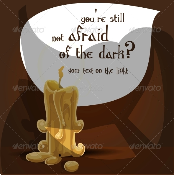 GraphicRiver You re Still not Afraid of the Dark 6441972