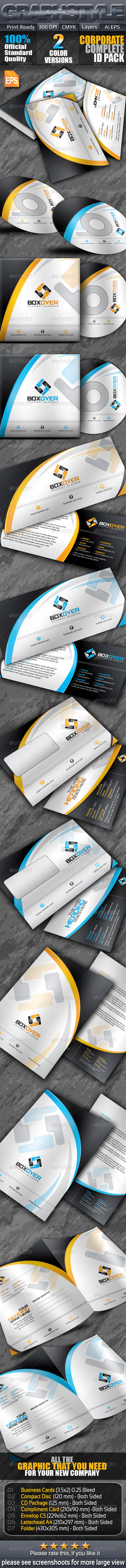 GraphicRiver Boxover Business Corporate Identity 6442660