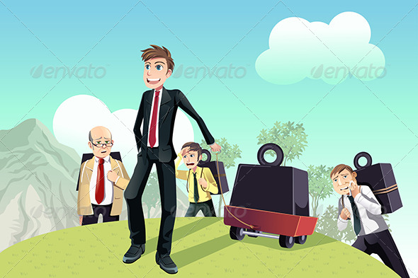 GraphicRiver Working Smarter 6442751
